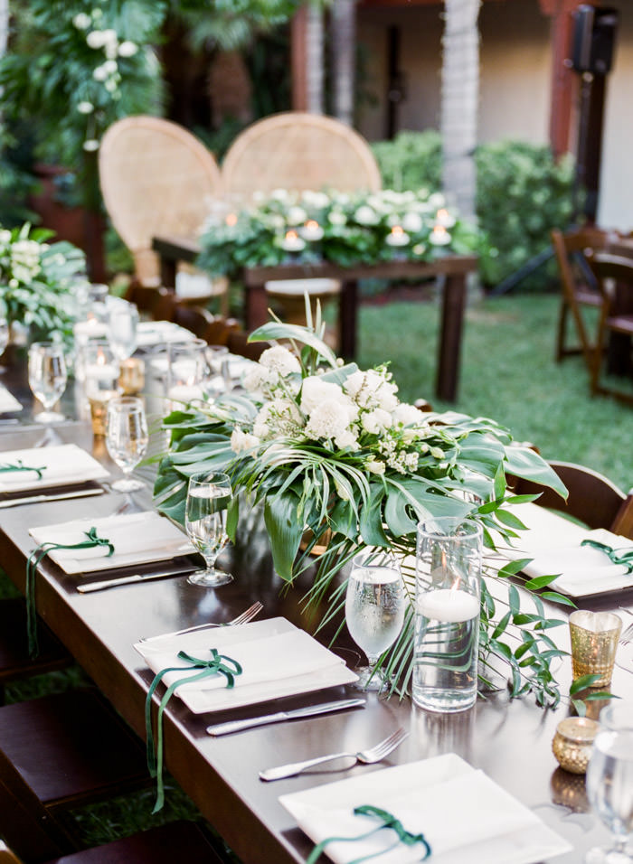 casa romantica wedding