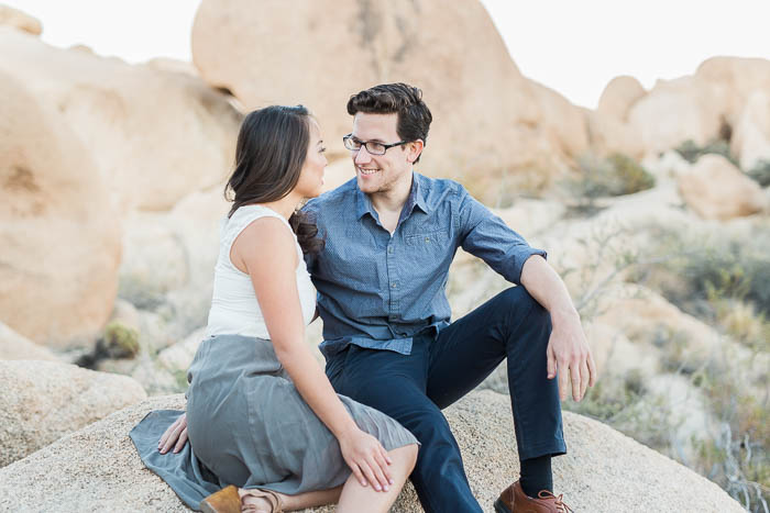 joshua tree engagement