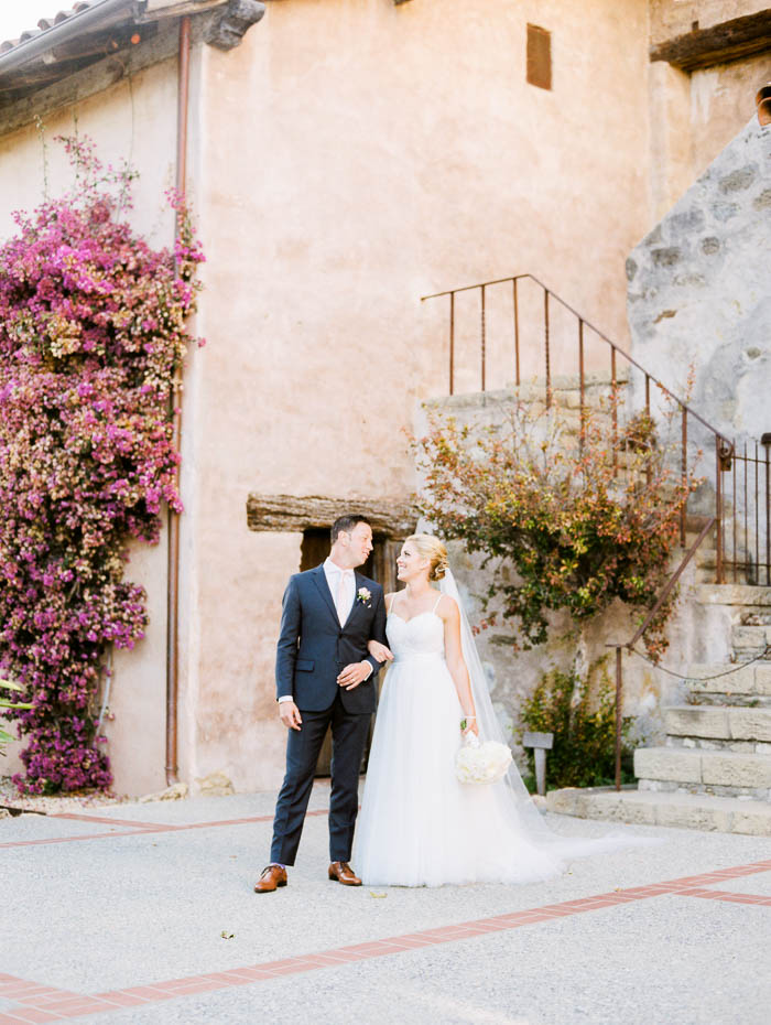 mission ranch wedding carmel