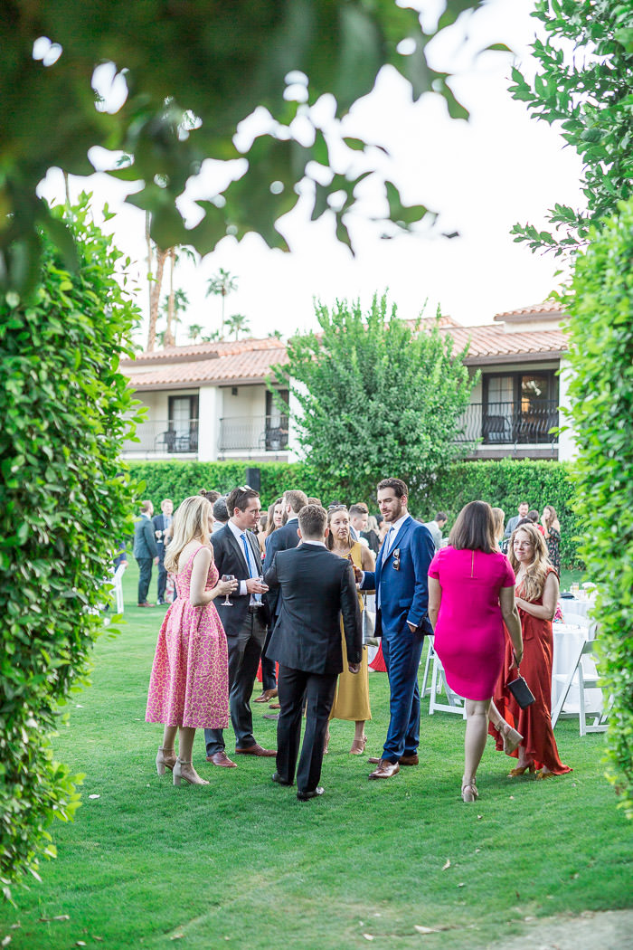 omni rancho las palmas wedding