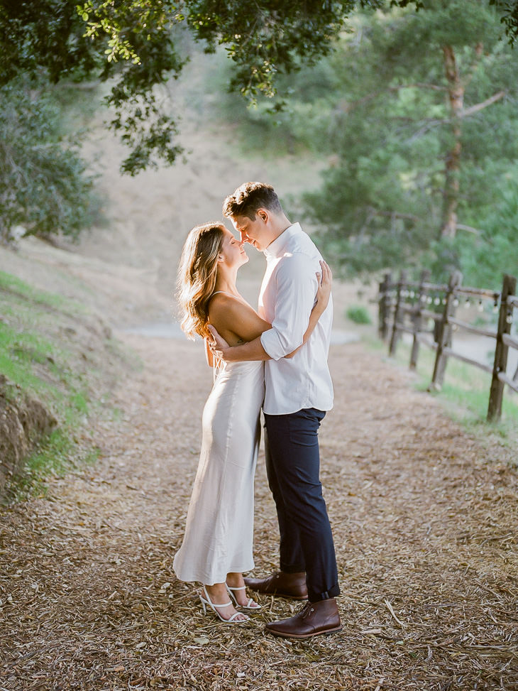 topanga canyon engagement